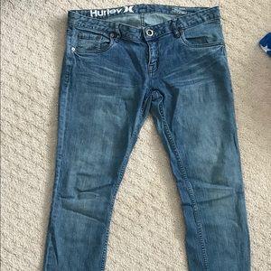 Hurley Denim Blue Skinny Jeans